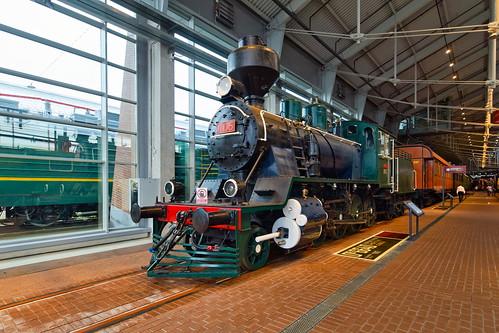 Russian Railway Museum 14 ©  Alexxx Malev