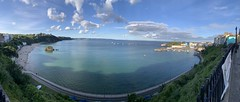 Photo of Tenby seafront - 3/8/20