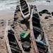 Island of Goree boats
