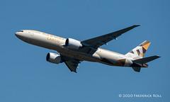 Photo of Etihad Cargo B777 ~ A6-DDE