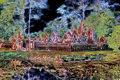 Cambodia - Banteay Srei Temple - 6ee