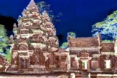 Cambodia - Banteay Srei Temple - 23bb