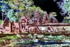 Cambodia - Banteay Srei Temple - 40bbb