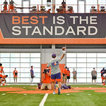 2020 Clemson Fall Camp II (Photos by Clemson Athletics)