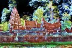 Cambodia - Banteay Srei Temple - 10bb
