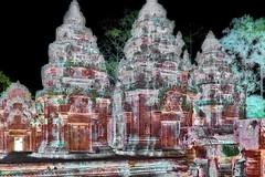 Cambodia - Banteay Srei Temple - 38bb