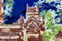 Cambodia - Banteay Srei Temple - 26bb
