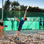 Liepājas pludmales tenisa līga 2020, 4.posms. Foto: Mārtiņš Vējš / 4th leg of Liepaja beach tennis league