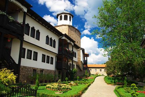 Лесновския манастир в Северна Македония