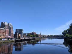 Photo of A sunny Saturday in Glasgow