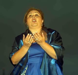 """KILOMETRO CERO. """"NOCHE LIRICA CON GALDOS""""."""