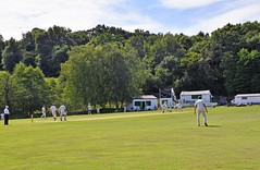 Photo of Tong Park Esholt CC: Superb ground at Low Springs