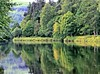 The river Tay in Dunkeld