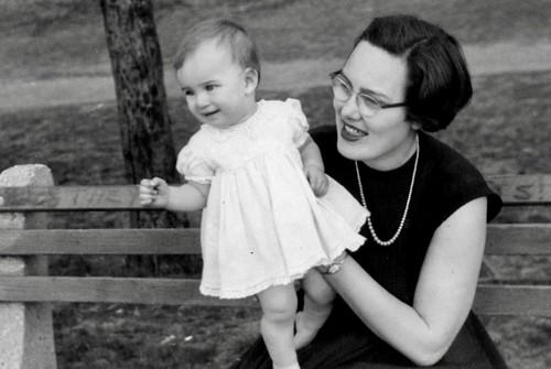 Catherine & Mary Ellen, 1955