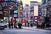 Piccadilly Circus, London, 1970