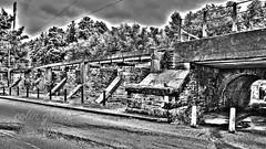 Photo of Former Coal Drops at Lockwood Station Monar