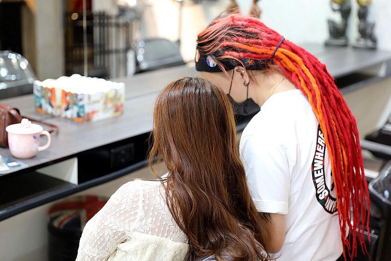 STARRY髮廊台北中山雙連美髮沙龍002