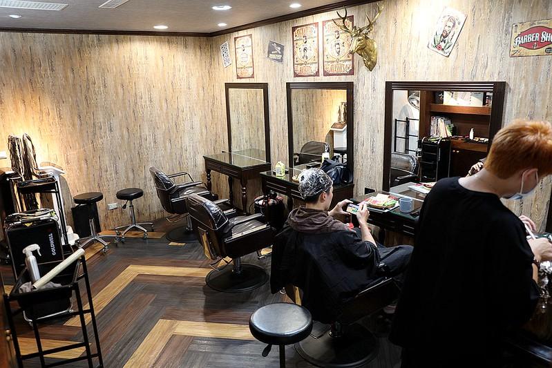 STARRY髮廊台北中山雙連美髮沙龍106
