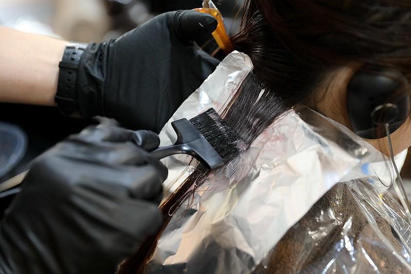 STARRY髮廊台北中山雙連美髮沙龍065