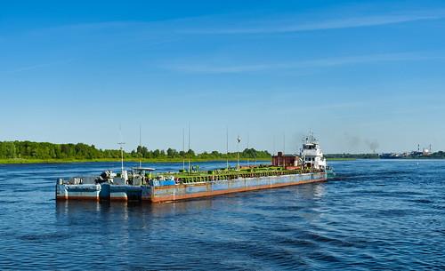 Volga river 240 ©  Alexxx Malev