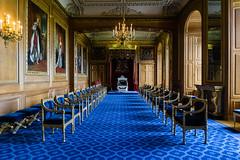 Photo of The Gartor Throne Room, Windsor Castle