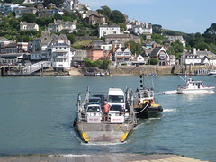 Photo of Lower Ferry Dartmouth 8th August 2020