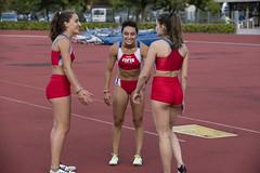 Rachele Tomassoni, Sofia Stollavagli, Chiara Menotti
