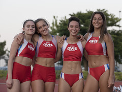 Chiara Menotti, Rachele Tomassoni, Sofia Stollavagli, Gaia Palmieri