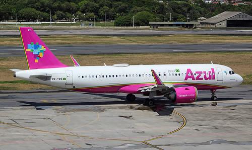 PR-YRS  Airbus A320-251N  Azul Linhas Aéreas