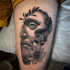 Brad Dozier - Black 13 Tattoo