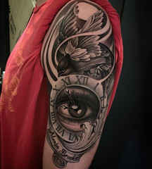 Cole Armstrong - Black 13 Tattoo