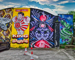 Photo of Street Art Glasgow