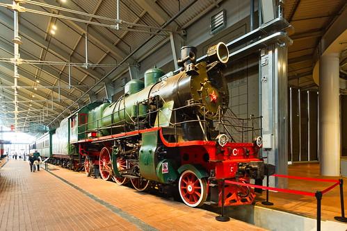 Russian Railway Museum 16 ©  Alexxx Malev