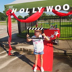 Friendswood Drive Thru - Working the Red Carpet