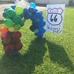 balloons route 66
