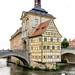 Old Town Hall, Bamberg, Bavaria, Germany