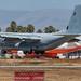C-130 Does a Touch & Go at Santa Maria