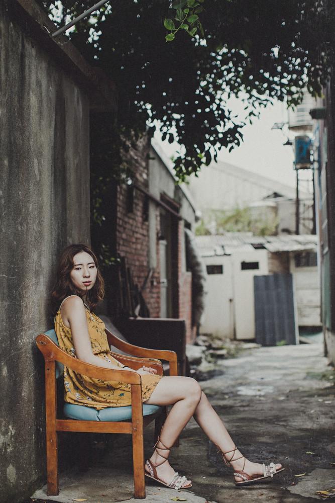 個人寫真,地點,台中大安區,個人影像