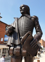 Photo of The Bard of Avon