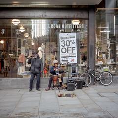 Photo of [Film] Street Musicians, Manchester
