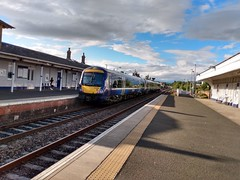 Photo of 170394 passing Ladybank (2)