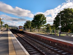 Photo of 170394 passing Ladybank