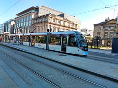 Photo of Edinburgh Tram 262 near St Andrew Square