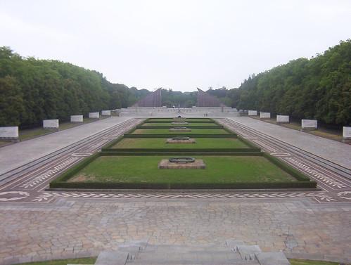 Soviet War Memorial Treptower Park Berlin August 2006