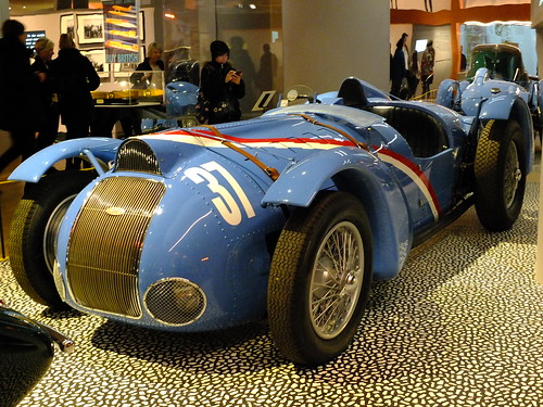 'The Car That Raced A Nation'