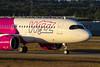 Wizz Air - Airbus A320-271N - HA-LJE - Aberdeen Airport