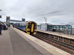 Photo of 158719 at Montrose