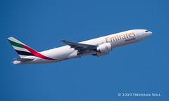 Photo of Emirates B777 ~ A6-EFG