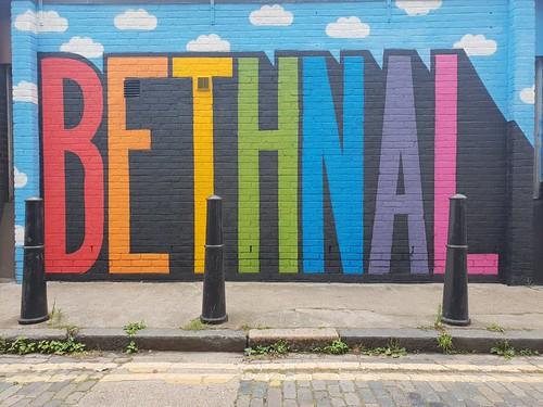 Street art, Bethnal Green, London