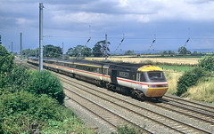 Photo of HST And A Threatening Sky.